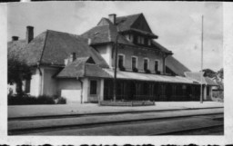 Pierwszy dworzec
